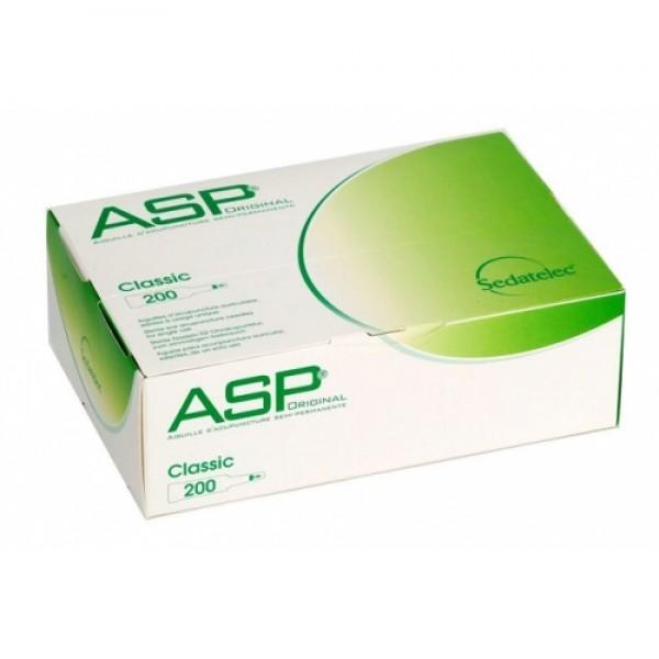 ASP needle steel 200 needles € 48,76 excl. btw